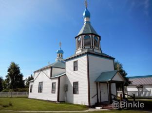 Russisch-Orthodoxe Kirche, Kenai