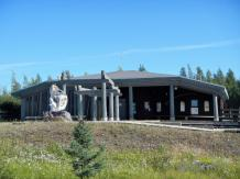 Visitor Center, Inuvik, Northwest Territories